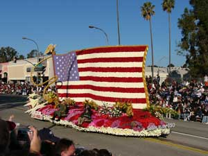 Rose bowl rose parade cruise and tour planers for Rose city motors pasadena