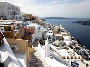 Greece: Thira in Santorini