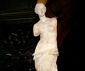 Paris, France: Venus de Milo